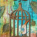Tags week - fairy tale tag / un tag de conte de fées...
