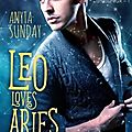 Leo loves aries, l'horoscope amoureux tome 1 de anyta sunday