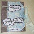 Mini album deux fripouilles