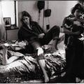 Patti Smith chez elle avec ses deux fils, Jesse & Jackson