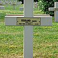 Ferrand marcel gaston (chabris) + 13/09/1914 connantre (51)