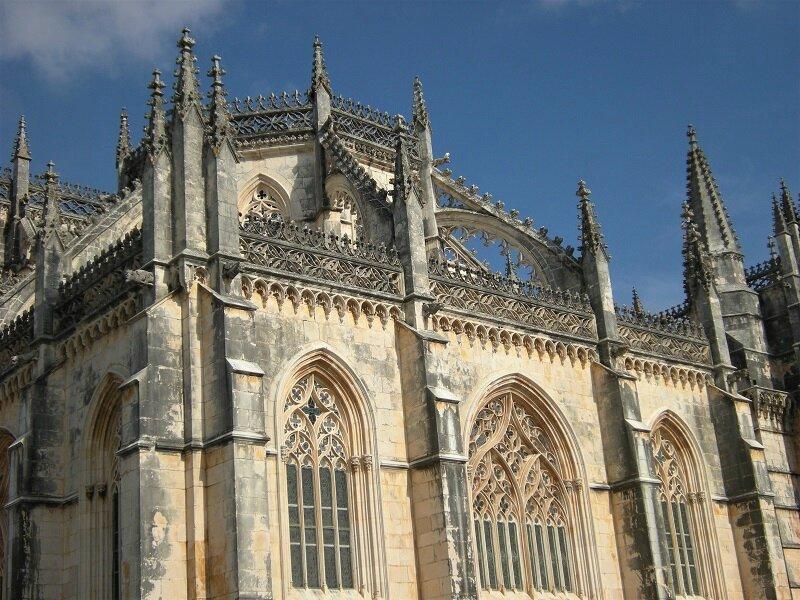 portugal Batalha monastere