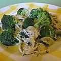 Orecchiette au broccoli