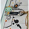 Tymeo carte et album dragon