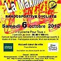 La maximinoise 2012