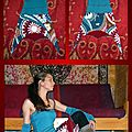 robe mitaines turquoise3