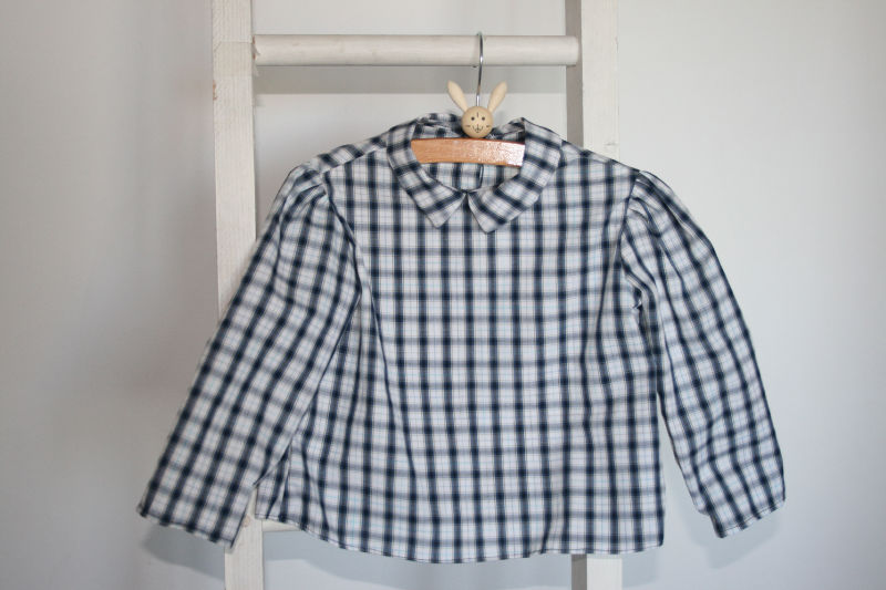 Blouse little boy 01
