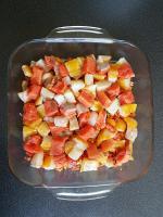 chez cathytutu tous en cuisine cyril lignac gratin poisson legumes citron (9)