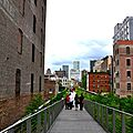 New-york : the high line