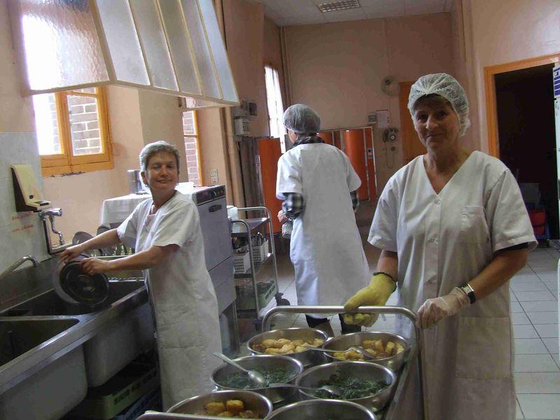 Organisation du personnel de restauration scolaire for Offre emploi agent de restauration