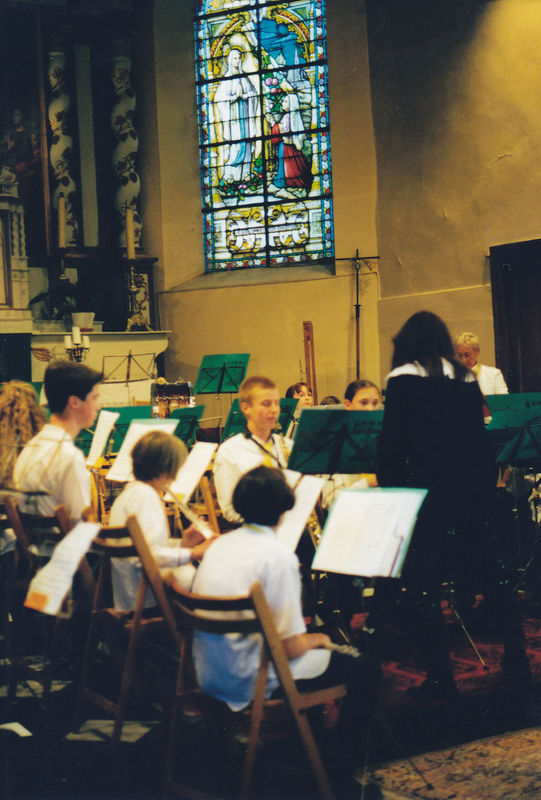 Concert jeunes août 99