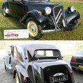 CITROEN - Traction 11 B - 1953