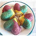 Petits cakes surprise + concours