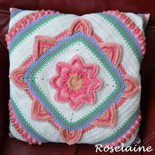 Roselaine in bloom cal 6
