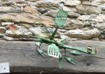 20140719 Belcastel sculpture insecte