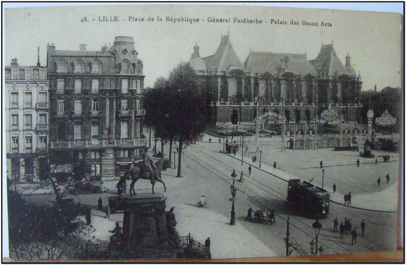 Lille - place de la République
