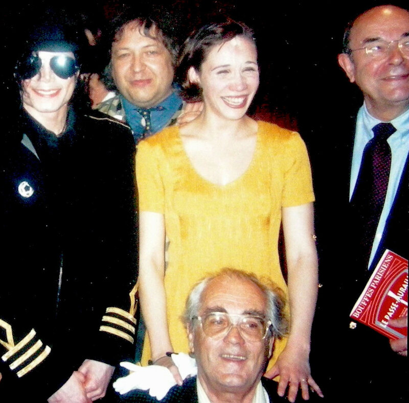 with michel legrand