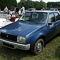Renault 14 tl phase 1 1976-1979