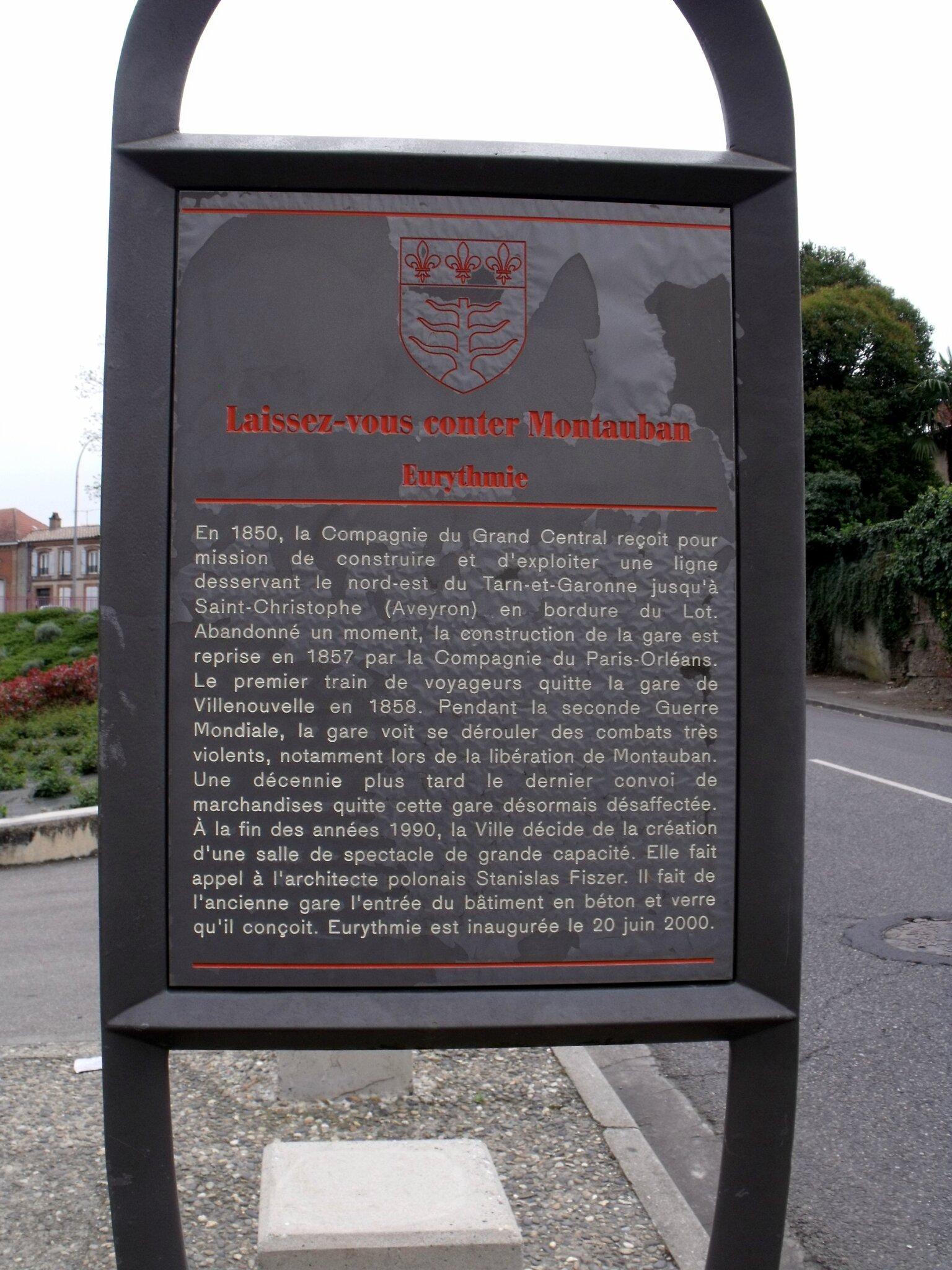 Montauban-Ville-Nouvelle (Tarn-et-Garonne - 82)