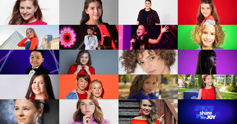 eurovision junior 2019 participants