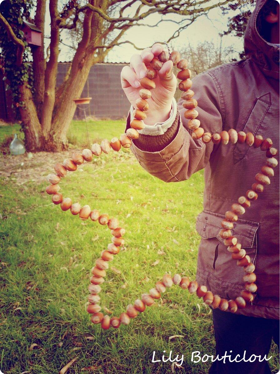 etoile perles noisettes jardin lilybouticlou2
