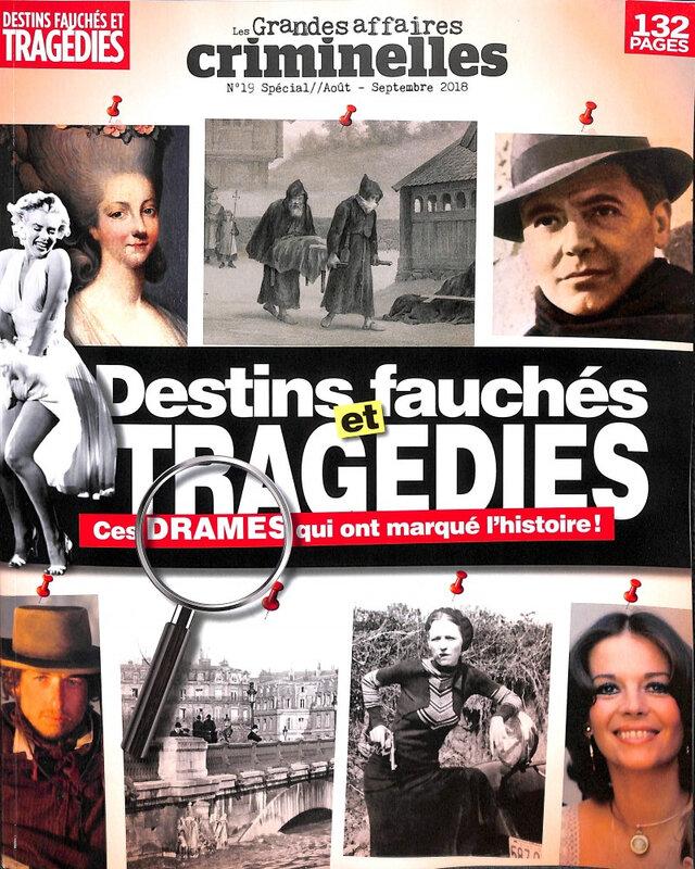 Les gdes affaires crim (Fr) 2018