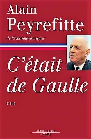 Peyrefitte-Cétait-de-Gaulle-Tome-3
