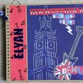 carnet et pot à crayons - collection london rock 005