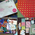 Swap international, j'ai reçu mon paquet from usa!!
