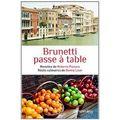 Brunetti passe à table, livre de roberta pianaro et donna leon