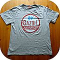 Recyclage de t-shirt #1