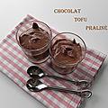 Mousse au chocolat, facile et rapide, sans gluten et sans lactose