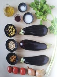 Ingredienti Caponata Siciliana