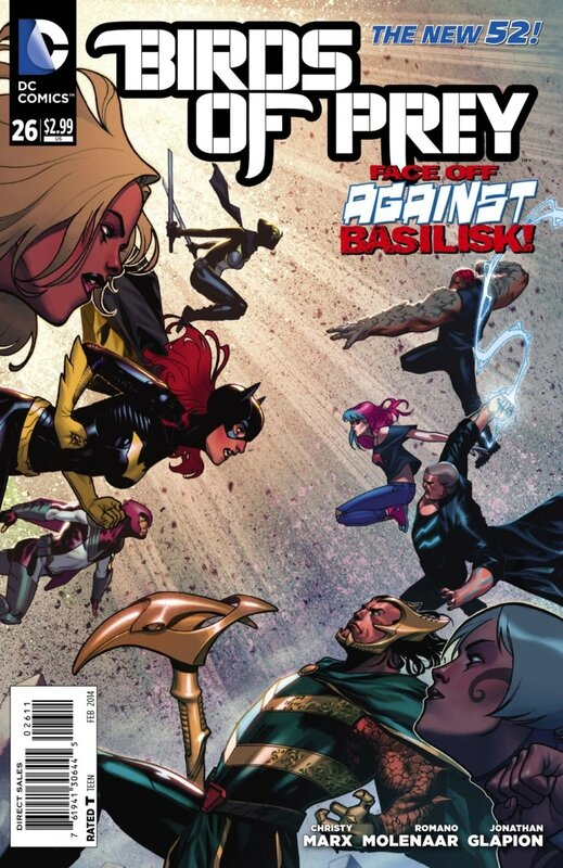 new 52 birds of prey 26