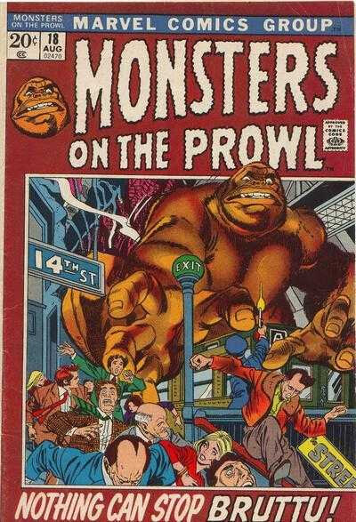 monsters on the prowl 18