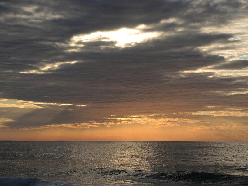 Labenne-Océan, coucher de soleil, septembre, phase A (40)