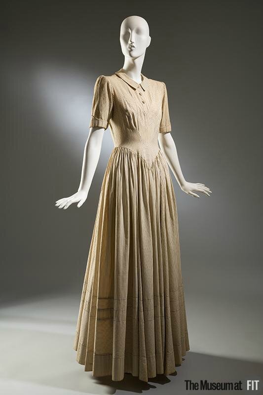 Cristobal Balenciaga, Dress, 1938