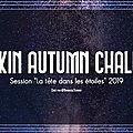 Pumpkin autumn challenge 2019 - la tête dans les étoiles