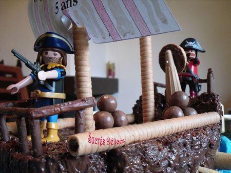 gâteau pirate 3