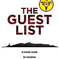 The guest list, de lucy foley