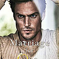 Marriage for one de ella maise
