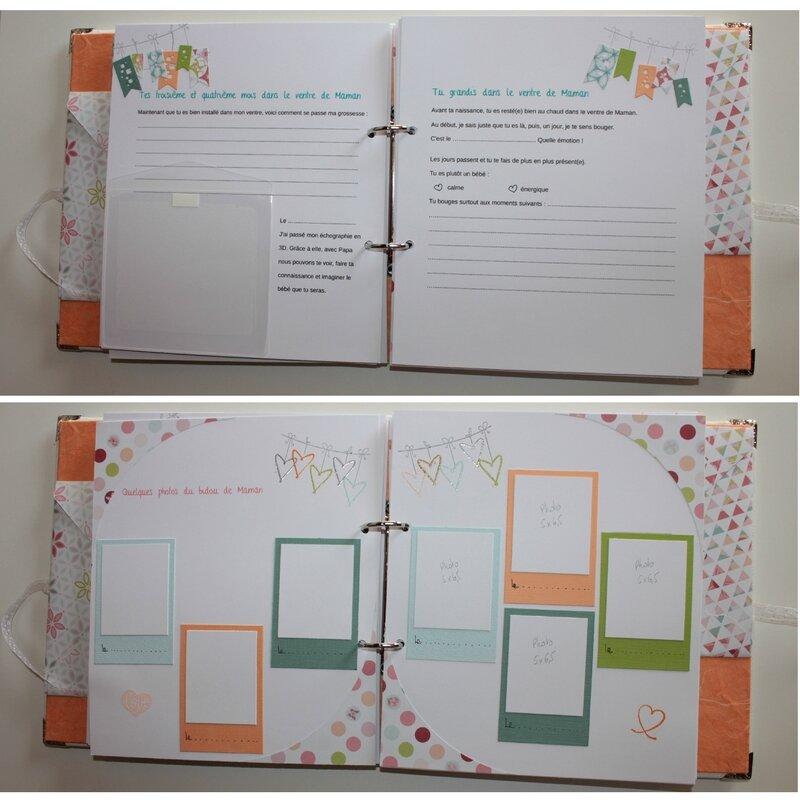 Journal de grossesse 2 5