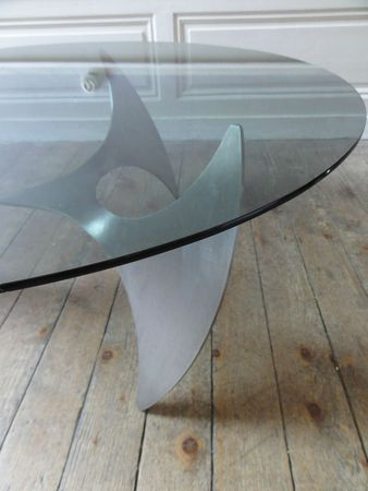 table basse 70's 4
