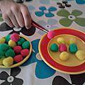 Montessori 2-6 ans /activités motrices