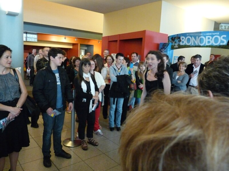 148 - Flash mob au Multiplexe (8 Avril)
