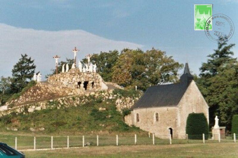Pontchâteau, Calvaire de la Madeleine