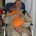 Le soldat john gebhardt heros de la guerre en afghanistan !