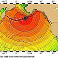 Pacwave 11 exercice anti tsunamis de la fema le 9 nov 2011