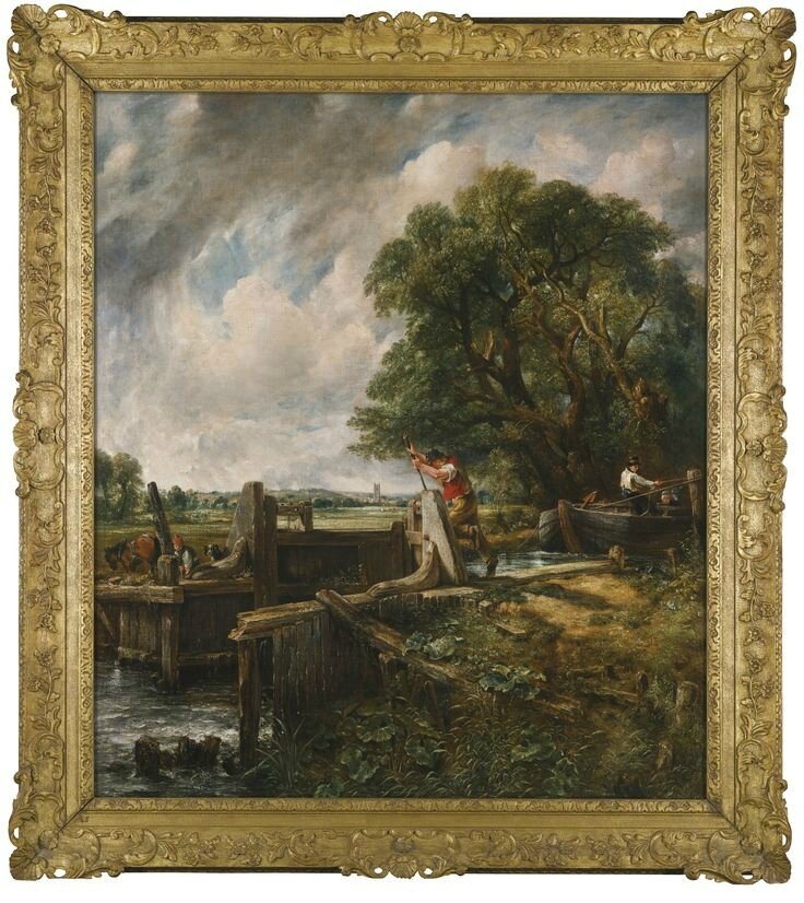 Constable S Celebrated Composition Reappears On The Market For The First Time In 160 Years Alain R Truong