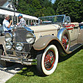 Packard 640 roadster 1929